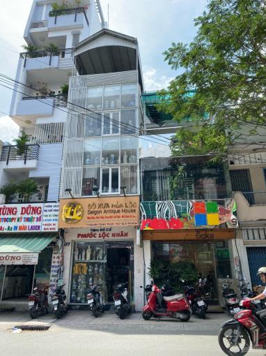 Bán nhà đường Nguyễn Trãi, Quận 5, DT: 5x24m, 4 tầng, HĐ thuê 60 tr/th, giá 25.6 tỷ ảnh 0