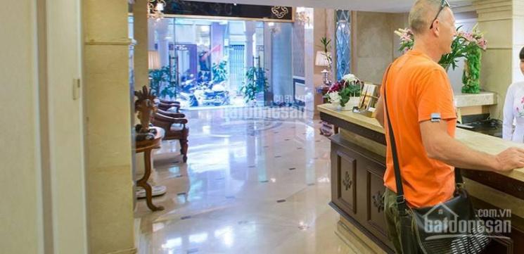 Bán nhà mặt phố Thái Hà, Đống Đa sổ đỏ 80m2 xây 7 tầng thang máy mặt tiền 4.5m đẹp ảnh 0