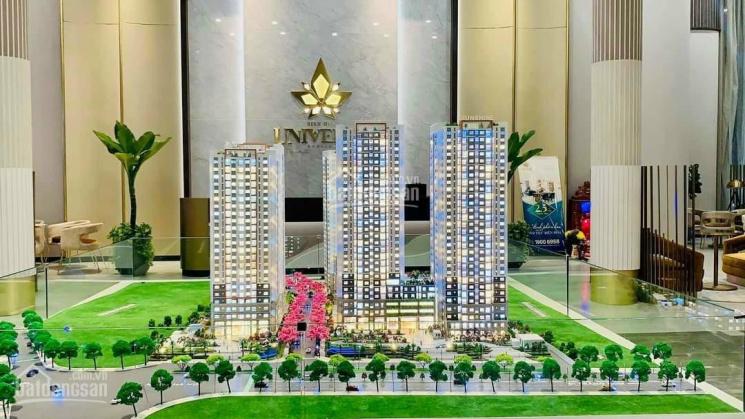 Thanh toán 330 triệu sở hữu căn hộ Biên Hòa Univeres Complex cao cấp 5 sao đầu tiên tại TP Biên Hòa ảnh 0