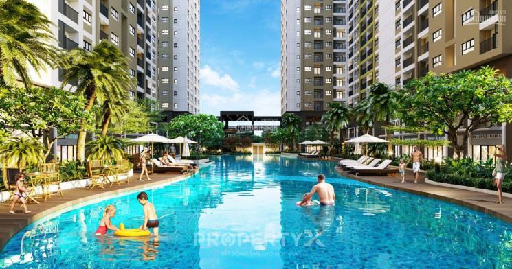 Duy nhất căn hộ 3PN view hồ sinh thái và Landmark 81 ngay làng đại học Thủ Đức ảnh 0