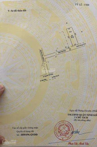 Bán đất tặng 5 phòng trọ hẻm 2b đường Nguyễn Việt Hồng, diện tích 5 x 16, vị trí đắc địa. Giá 2.8 t ảnh 0