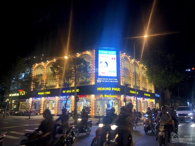 Cho thuê nhà góc 2MT số 128 đường Hai Bà Trưng, Phường Đa Kao, Quận 1, Hồ Chí Minh ảnh 0