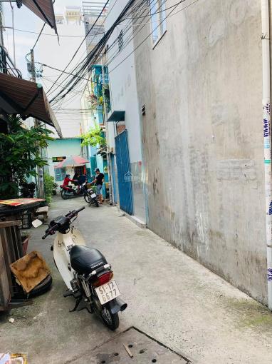 Bán nhà hẻm Trần Tấn, DT: 4m x 5m, 1 gác, NH. Giá 3 tỷ TL ảnh 0
