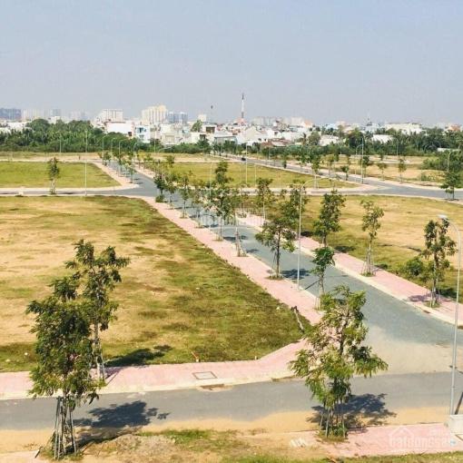 Đất sổ đỏ giá 1,3 tỷ ở Paradise Riverside mặt tiền đường Phước Tân Long Hưng, 0983.882979 ảnh 0
