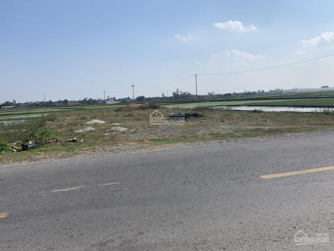 Chính chủ bán 3 lô đất mặt đường Quốc lộ 10 đoạn Nga An và 1 lô chợ Dún xã Nga Giáp. DT 5*20m ảnh 0