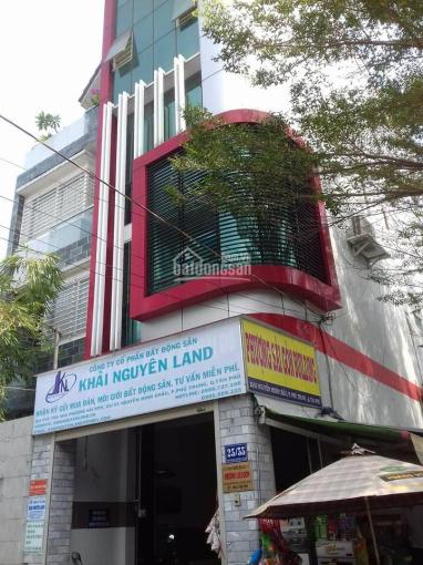 Cần bán gấp tòa nhà tại 25/55, Nguyễn Minh Châu, P. Phú Trung, quận Tân Phú ảnh 0