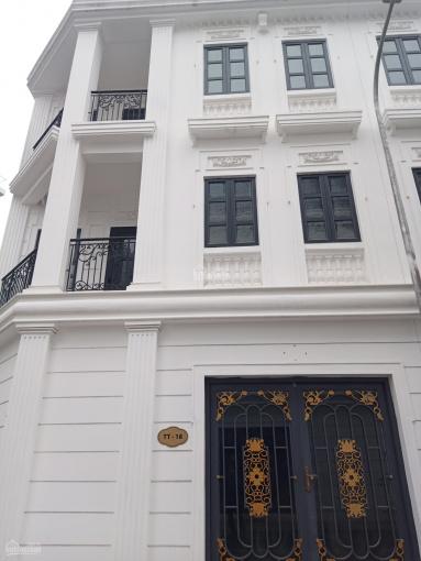 Bán nhà LK Vinhomes Hàm Nghi Nam Từ Liêm, lô góc, khu vip - DT 75m2, 4T, giá 13.9 tỷ ảnh 0