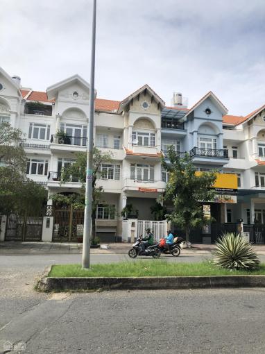 Bán cặp nhà phố Him Lam đường Nguyễn Thị Thập, nhà mới xây, vị trí sáng sầm uất ảnh 0