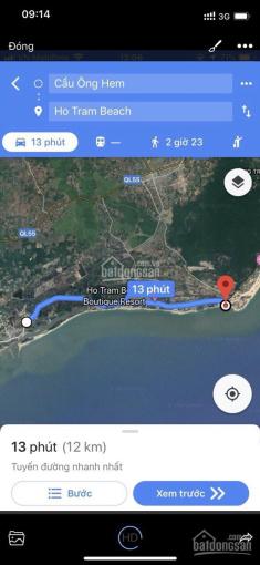 Bán 2 lô đất tổng 50.000m2 tại xã Lộc An, thị trấn Đất Đỏ. LH: 0904 506 236 ảnh 0