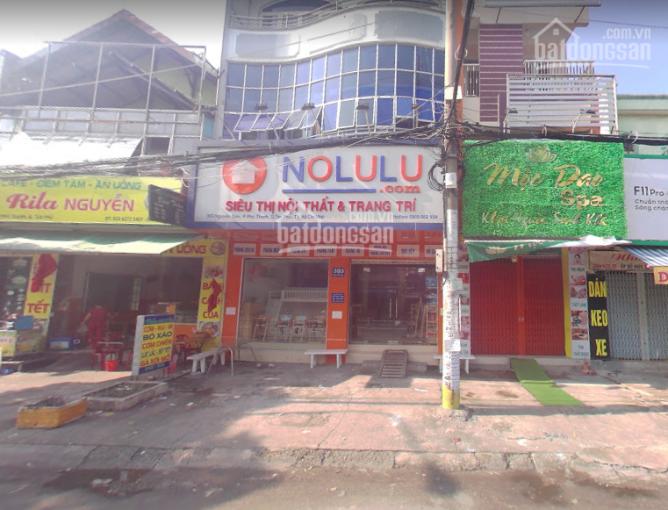 Nhà cho thuê MT đường Nguyễn Sơn, DT 7x18m khu KD nhộn nhịp ảnh 0