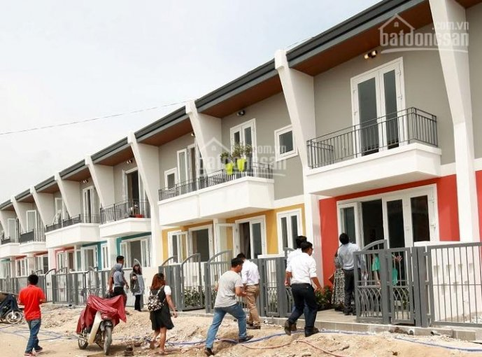 Cần bán lại căn nhà 1 trệt, 1 lầu, 1 tỷ 1, DT 60m2 SHR ảnh 0