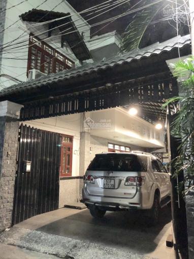 Bán nhà biệt thự hẻm 6m đường Gò Dầu, phường Tân Qúy, Q Tân Phú, hẻm ô tô vào tận nhà ảnh 0