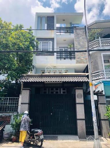 Bán nhà MT đường Lê Niệm, P. Phú Thạnh, 5.7m*20m, nở hậu, 1 trệt 2 lầu, sân thượng, giá 13.5 tỷ TL ảnh 0