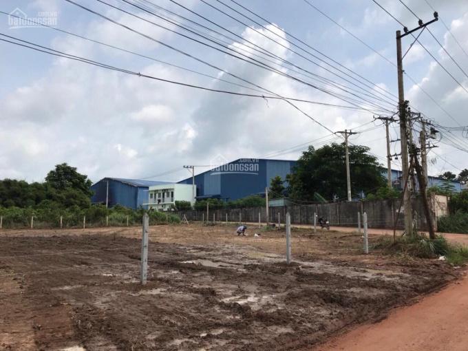 Kẹt tiền bán bán nhanh 80m2 đất thổ cư SHR cập trường THPT Định Hòa, LH 0902760457 ảnh 0