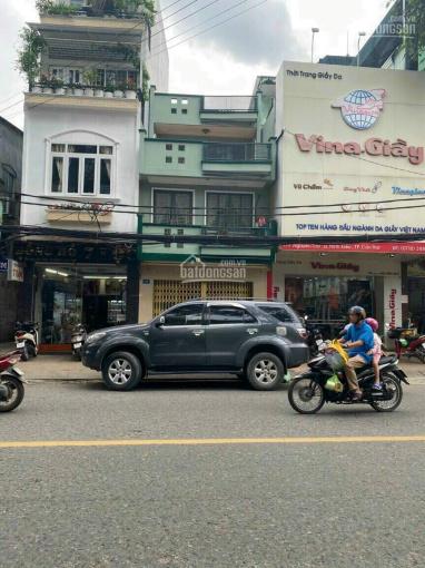 Cho thuê nhà mặt tiền đường Nguyễn Trãi, phường Thới Bình