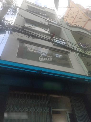 Bán nhà hẻm xe hơi 1 sẹc An Bình, Quận 5 - 4x12m gần BV Nguyễn Tri Phương tt thương mại ảnh 0