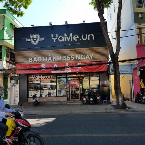 Cho thuê nhà mặt tiền đường Nguyễn Trãi, P Tân An, Q.Ninh Kiều, TP Cần Thơ - nhà 1 trệt 1 lửng