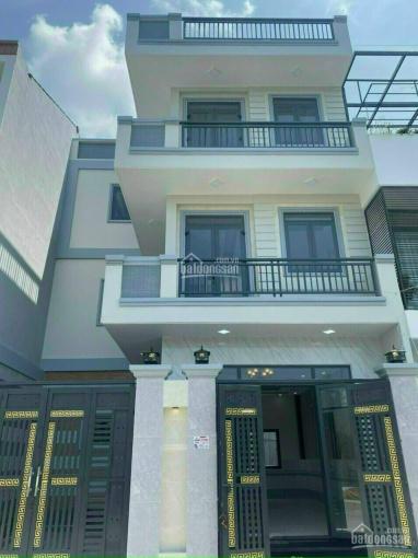 Bán rẻ biệt thự 3.5 tầng mới đẹp 8x12m, có gara xe hơi, đường 7m Nguyễn Bình Nhà Bè, giá chỉ 4.8 tỷ ảnh 0