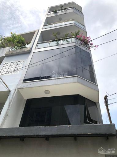 Bán nhà riêng mới xây hẻm ô tô, 1 trệt 5 lầu sân thượng, thích hợp làm CHDV. Giá 7,1 tỷ TL ảnh 0