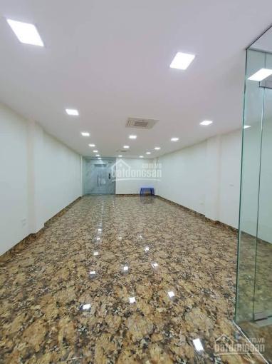 Mặt phố Mễ Trì Thượng 61m2 x 8 tầng MT 4m, 13,8 tỷ Nam Từ Liêm KD sầm uất ảnh 0