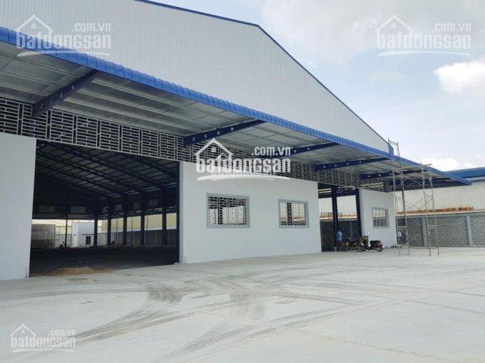 Bán xưởng DT 2500m2 Vĩnh Phú, Thuận An, đường xe cont giá 55 tỷ TL ảnh 0