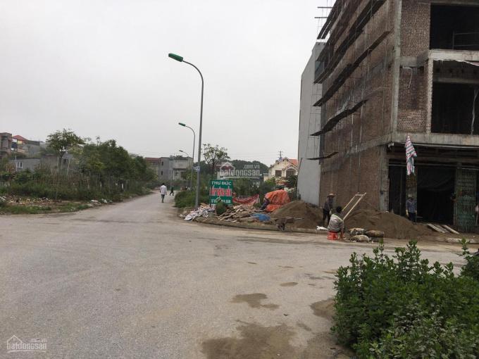 Bán gấp lô góc 2 mặt tiền khu tái định cư P Ngọc Châu chỉ 2,33 tỷ ảnh 0