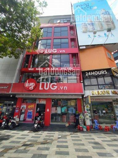 Bán gấp MT Nguyễn Trãi Q.1 DT: 8x25m. Chỉ 218tr/m2 cho thuê 300tr hoặc bán 120 tỷ ảnh 0