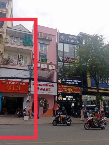 Mặt tiền Nguyễn Gia Trí (D2), Bình Thạnh 4.5x20m, nhà 3 lầu, giá thuê 70 tr/tháng LH. 0931149993 ảnh 0
