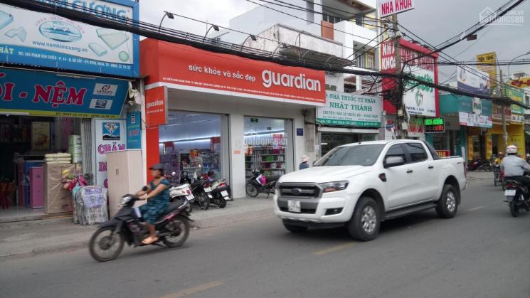 Mặt tiền Lê Quang Định Q. Bình Thạnh 7x20m, nhà 2 lầu, giá thuê 60 tr/tháng LH 0931149993 ảnh 0