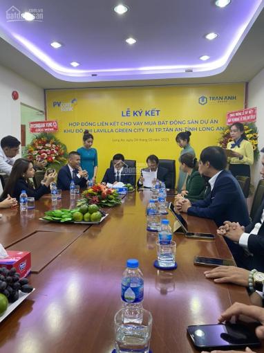 Lavilla Green City, P. 6, Tân An, thanh toán 15% góp 52 tháng miễn lãi ảnh 0