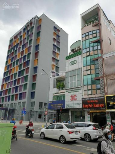 Bán nhà mặt tiền đường Hồng Bàng, ngay góc Châu Văn Liêm Quận 5, DT: 4.2x25m, giá chỉ 25 tỷ ảnh 0