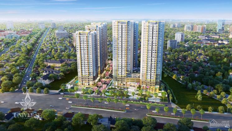 Sống xanh tại căn hộ Biên Hòa Universe Complex cao cấp, đa dạng tiện ích. LH 0931025383 nhận ưu đãi ảnh 0