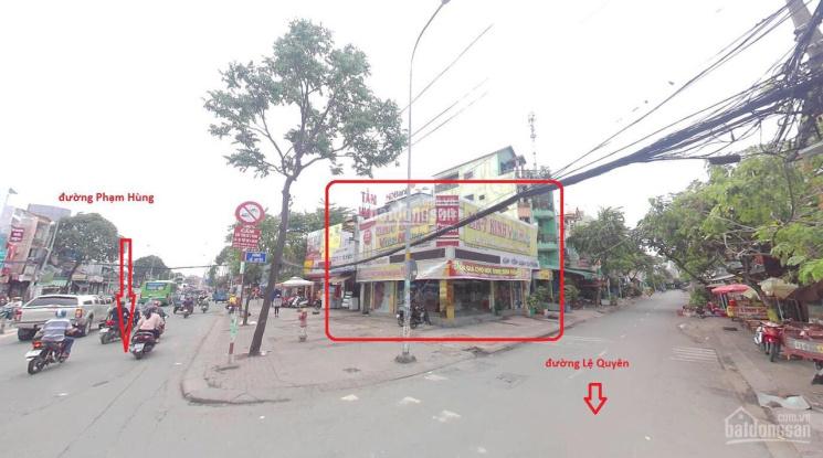 Tuyến đường chính! Cho thuê nhà góc 2 mặt tiền số 72 đường Phạm Hùng, phường 5, quận 8, Hồ Chí Minh ảnh 0