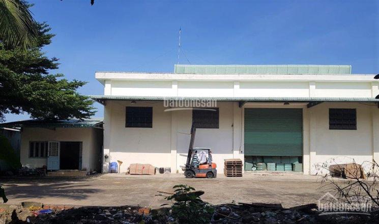 Cần tiền bán nhanh kho 2701m2 thổ cư Trần Văn Giàu, Bình Chánh
