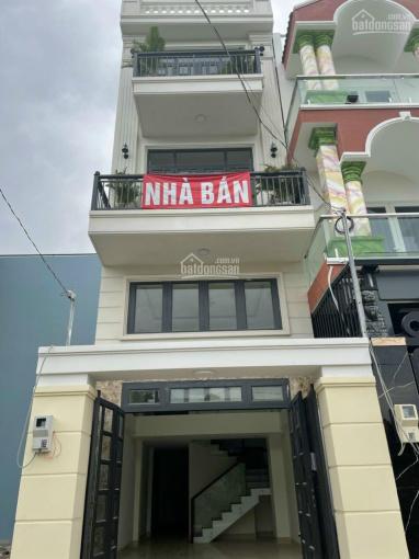Nhà trệt 2 lầu 1 lửng hẻm xe hơi đường 22, Phường Linh Đông, TP. Thủ Đức ảnh 0
