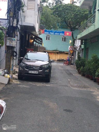 Gò Vấp hẻm xe hơi 6m Nguyễn Kiệm 98m2 giá 120tr/m2 SHR ảnh 0