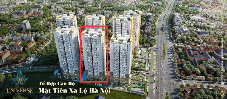 Biên Hòa Universe Complex căn hộ 5 sao đầu tiên tại TP Biên Hòa, 2,2 tỷ căn 2PN 70m2, CK 3 - 18% ảnh 0