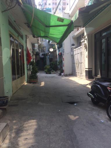 Cần bán nhà hẻm 1 sẹc trước nhà 4.45m đường Huỳnh Thiện Lộc, DT 37.8m2 nhà 1 lầu đẹp giá 4.5 tỷ TL ảnh 0