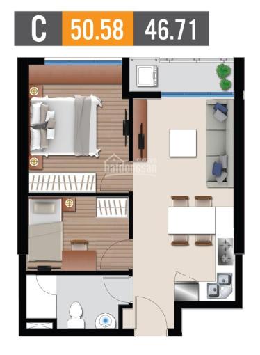 Rổ hàng giá rẻ nhất căn hộ block B1, B2, B3 The Western Capital tháng 7/2021 ảnh 0