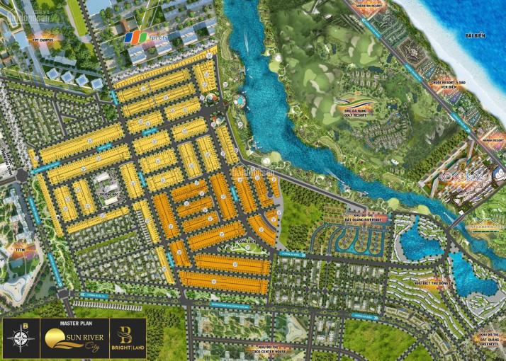 Khu đô thị số 4 tổng hợp những nền đất và vị trí mặt sông Cổ Cò. LH: 0989062212 Mr Nhanh ảnh 0