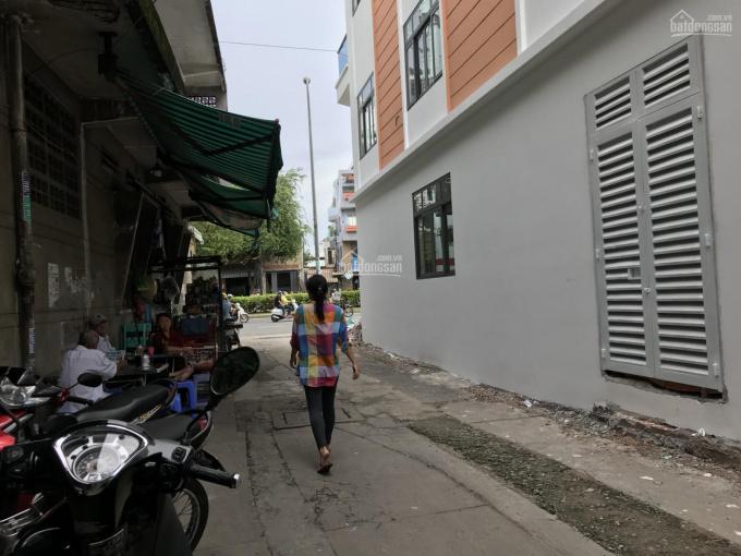 Bán nhà cách mặt tiền Hồng Bàng 12m, hẻm thông 6m. Giá 5,5tỷ TL ảnh 0