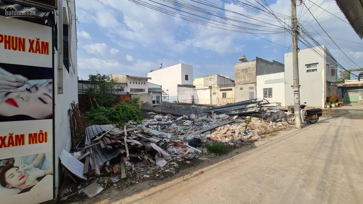 Nền hẻm 9 Trần Nam Phú 4x21m thổ cư lộ 4m tặng giấy phép xây dựng ảnh 0