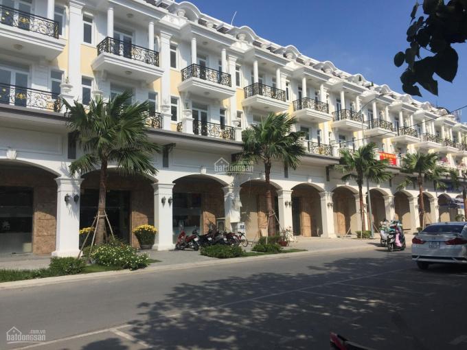 Cho thuê nhà mới nguyên căn khu Pegasuite mặt tiền Tạ Quang Bửu - QL 50, Q.8 ảnh 0