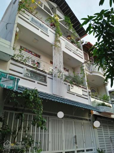 Bán nhà hẻm 10m Nguyễn Tri Phương 5x14m, 3 tấm, 11.8 tỷ ảnh 0
