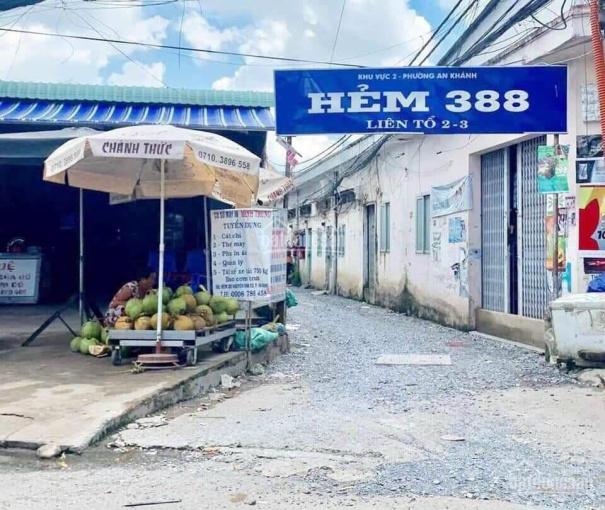 Bán nền trục chính hẻm 388 Nguyễn Văn Cừ 60m2 thổ cư lộ xe hơi ảnh 0