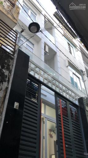 Nhà đẹp, HBG thông, Đường số 4 Cư xá Đô Thành, Q3, 30m2, 4 tầng, sổ vuông, tặng NT, chỉ 5.5 tỷ ảnh 0