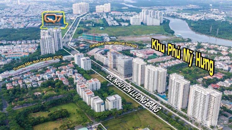 Shophouse tiện ở và kinh doanh, nằm ngay MT Nguyễn Lương Bằng Phú Mỹ Hưng KDC sầm uất LH 0906147797 ảnh 0