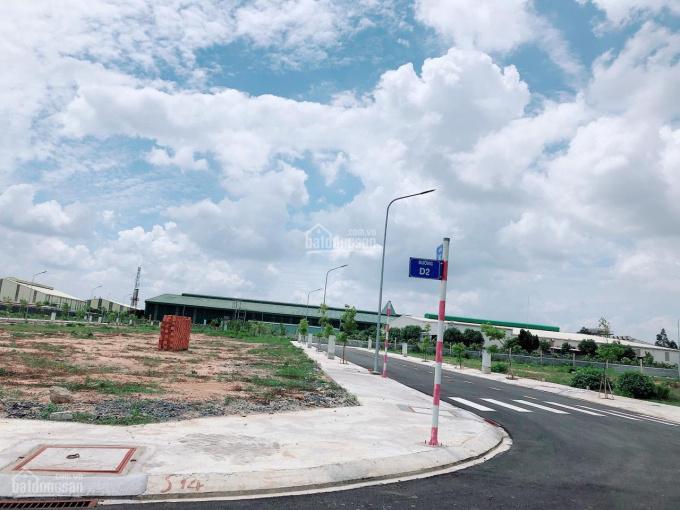 Đất nền MT Lý Thái Tổ, Nhơn Trạch, Đồng Nai 5x20m KDC Đại Phước, 620tr, gần phà Cát Lái, 0969984879 ảnh 0