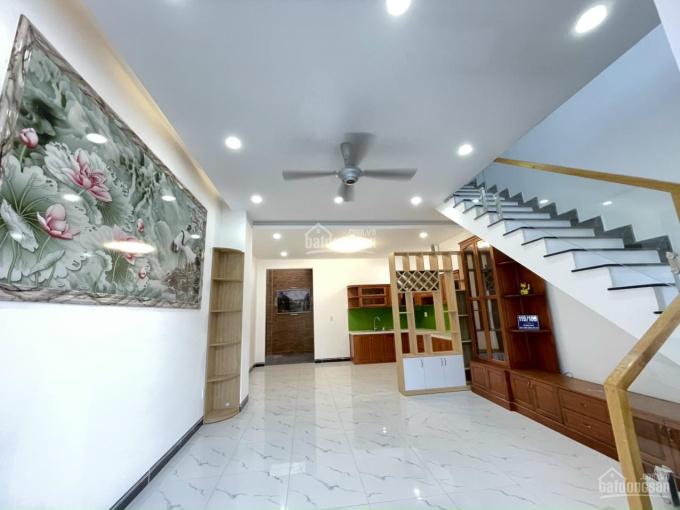 Nhà trệt lầu sẹc Nguyễn Văn Trỗi vào 70m, 75m2, trệt 1 lầu giá 3,25 tỷ, đường thông thoáng ảnh 0