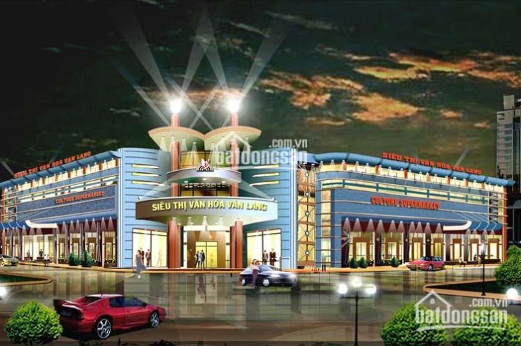 Cho thuê mặt bằng tầng trệt siêu thị Văn Lang đường Quang Trung, 220m2, 151 triệu ảnh 0